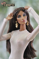 NEW Summer collection by ELENPRIV (elenpriv) Tags: seduisanteelyseelisejolie fashionroyalty fr2 12inch jasonwu integrity toys fashion doll elenpriv elena peredreeva handmade clothes dollclothes purity collection