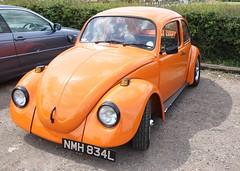 Orange bug (JNP2014) Tags: vwbug vwbeetle vw