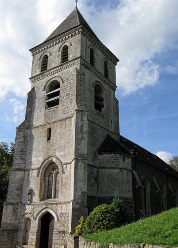 Fresnicourt-le-Dolmen (église) • 5111