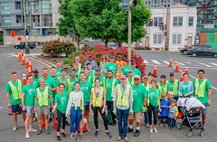 2019.05.04 Vermont Avenue Garden Blooms and Work Party, Washington, DC USA 01839