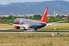 G-GDFP   737-8Z9 Jet2  Reus 17-16-16 (Antonio Doblado) Tags: ggdfp reus boeing b737 737 jet2 aviación aviation aircraft airplane airliner