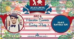 Hawaiian Summer Swing Party (Back to Swing Zagreb) Tags: backtoswing balboa lindyhop plesnavečer plesnjak radionica roštilj shag solojazz swing taster