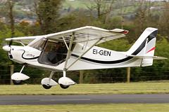 EI-GEN (GH@BHD) Tags: eigen bestoff skyranger skyrangerswift carrickmoreairfield microlight aircraft aviation