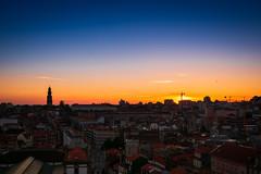 Porto sunset (carlos_seo) Tags: porto portugal