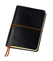 genuine cow leather refillable notebook (Dr. Peter Hirjak) Tags: leather journal notebook notes note organiser organizer traveler travelers