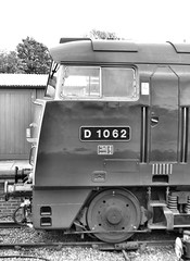 D1062 (R~P~M) Tags: train railway diesel locomotive severnvalleyrailway england uk unitedkingdom greatbritain 52 kidderminster worcs worcestershire