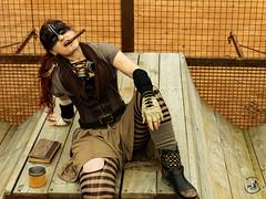 _DSC1468-Modifier (Kitsune Photography & Cosplay) Tags: 1750mm clisson d7200 femme france nikon nikond7200 paysdelaloire postapo postapocalyptique shootoutdoor tamron