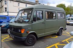 (Zak355) Tags: rothesay isleofbute bute scotland mercedes camper campervan