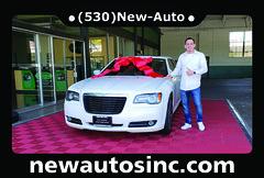 2014 Chrysler 300S (Bernie Knaus-President) Tags: 2014chrysler300s 2014 chrysler 300s familycar newautosinc preownedchrysler300 usedchrysler used300s preownedchyrsler300 4doors whitechrysler