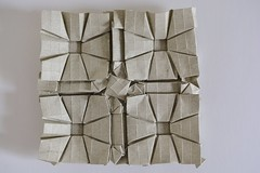 All 4's Tessellation (Byriah Loper) (Byriah Loper) Tags: origami paperfolding paper polygon polyhedron byriahloper