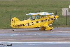 Pitts S-2A F-GZED 2063 Entzheim Evadays avril 2019 (Thibaud.S.) Tags: pitts s2a fgzed 2063 entzheim evadays avril 2019