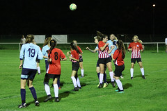 52 (Dale James Photo's) Tags: buckingham athletic ladies football club caversham afc thames valley counties womens league division one swans stratford fields non