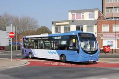 First 63301 SN65 OLC (johnmorris13) Tags: first 63301 sn65olc wrightbus streetlite bus