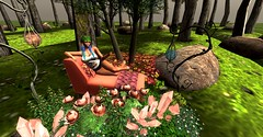 Good Vibes Hunt 2 (Talu March) Tags: escalated thegoodvibeshunt pinkcreampie furtacor it leluck rin simplyshelby lunarseasonaldesigns genusproject theskinnery maitreya gosee hair fashion decor hunt events secondlife blog