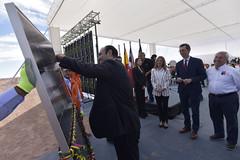 Foto51 (Intendente de Tarapacá) Tags: intendente quezada y ministra de energía participaron en la instalación los 1ros paneles fotovoltaicos granja solar 22052019