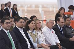 Foto28 (Intendente de Tarapacá) Tags: intendente quezada y ministra de energía participaron en la instalación los 1ros paneles fotovoltaicos granja solar 22052019