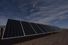 Foto16 (Intendente de Tarapacá) Tags: intendente quezada y ministra de energía participaron en la instalación los 1ros paneles fotovoltaicos granja solar 22052019