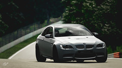 M3 E92 (m i n i t e k) Tags: bmw e92 m3 motorsport nurburgring drift sideways powerslide car circuit track racetrack gran turismo sport