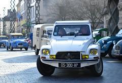 1982 Citroën Dyane 6 (fabbi71100) Tags: citroën citroëndyane citroëndyane6