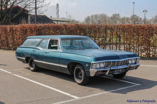 1967 Chevrolet Impala Wagon Dz 73 98 A Photo On Flickriver