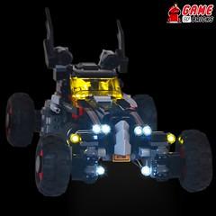 LEGO BATMAN MOVIE The Batmobile 70905 Light Kit (Gameofbricks.eu) Tags: lego legolight legolights legobatman