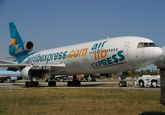 Air Lib Express                          McDonnell Douglas DC-10-30                                   N956PT (Flame1958) Tags: 1853 airlibexpress airlibexpressdc10 n956pt mcdonnelldouglasdc10 dc10 mcdonnelldouglas opf kopf opalockaairport 160205 0205 2005 airlib airlibdc10