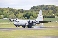 C130H Hercules 11237 5D3_4277 (Ronnie Macdonald) Tags: ronmacphotos aircraft prestwick c130h hercules 11237