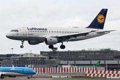 D-AILM   Lufthansa   Airbus A319-114   CN 694   Built 1997   DUB/EIDW 24/03/2019 (Mick Planespotter) Tags: aircraft airport 2019 dublinairport collinstown nik sharpenerpro3 flight dailm lufthansa airbus a319114 694 1997 dub eidw 24032019 a319