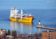 Happy River (gus3221) Tags: duluth portterminal ship happy river