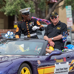 Ernest Napper (mark6mauno) Tags: ernestnapper ernest napper 60thannualtorrancearmedforcesdayparade 60th annual torrance armed forces day parade 2019 nikkor 70200mmf28evrfled nikon nikond810 d810