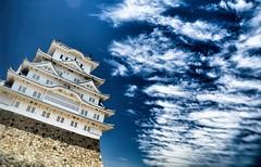 himeji castle 001 (mstkeast) Tags: japan himeji himejicastle castle 日本 姫路 姫路城 城