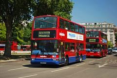 Marble Arch Presidents (MCW1987) Tags: london metroline transbus president plaxton lk04ctf vp526 volvo b7tl