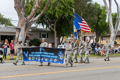 Los Angeles Air Force Base Space and Missile Systems Center (mark6mauno) Tags: los angeles air force base space missile systems center 60thannualtorrancearmedforcesdayparade 60th annual torrance armed forces day parade 2019 nikkor 70200mmf28evrfled nikon nikond810 d810