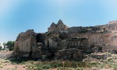 Harran Castle 20181007-9471 (Andrew Panshin) Tags: turkey turkiye turkeyscenes visitturkey visitturkiye harran sanliurfa ruins antikkenti ancient castle canon5dmk3 canon24105 historic
