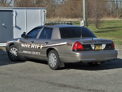 Porter County Sheriff Department (Evan Manley) Tags: porter county sheriff fordcrownvictoria policedepartment policecar crownvictoria crownvic