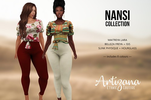 Artizana - Nansi Collection