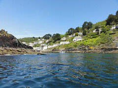 Polperro Cornwall (RossCunningham183) Tags: polperro cornwall boattrip fishingboat uk england