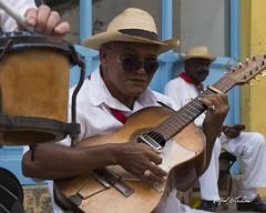 Havanah Street Musician_MG_3738 (Alfred J. Lockwood Photography) Tags: alfredjlockwood travelphotography streetphotography busker streetperformer musician singer cubanculture cuban havana cuba plazedearmas guitarplayer