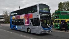 DSC_1642 (Ray Parnaby Bus Stop Photos) Tags: 6101 nl63yje coastcobalt gonortheast gonortheastltd goahead goaheadgroup