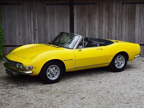 Fiat Dino Spider 2000 (1967)