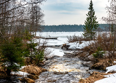 Norway (PGKreling) Tags: norway travel landscape ice snow wide spring