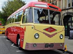 NTU125 (PD3.) Tags: bus buses psv pcv hampshire hants england uk fokab friends king alfred day winchester broadway cattle market station 2019 foden coach ntu125 ntu 125