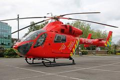 London's Air Ambulance in Wembley (kertappa) Tags: img0470 air ambulance londons london hems doctor paramedics hospital gehms emergency helicopter kertappa wembley