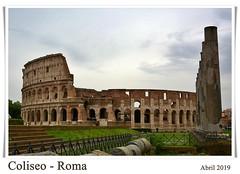 DSC_7590_M_M (Jos127) Tags: roma coliseo arco tito cesar piedras vaticano italia museo bustos fontana caracalla foro palatino