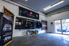 The Works Auto Center New Shop (shiftdnb) Tags: albany nikon d3s theworksautocenter detailing nikkor veteranowned ceramicpro ny