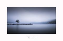 Quiet (David MONSU Photography) Tags: quiet calm calme orage storm pluie froid lake lac montagne moutains