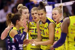 IMOCO VOLLEY CONEGLIANO - IGOR GORGONZOLA NOVARA (Legavolleyfemminile) Tags: pallavolo playoff finale conegliano novara volleyball treviso 2018 2019 villorba italy