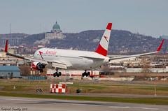 Austrian Airlines / Boeing 767-3Z9(ER) / OE-LAZ / YUL (tremblayfrederick98) Tags: