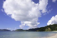 008_西表島 (VesperTokyo) Tags: 西表島 いりおもてじま 沖縄県 八重山郡竹富町 八重山列島 日本 空 雲 島 iriomoteisland okinawa japan cloud sky 海 sea