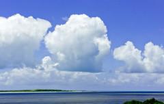 002_西表島 (VesperTokyo) Tags: 西表島 いりおもてじま 沖縄県 八重山郡竹富町 八重山列島 日本 空 雲 島 iriomoteisland okinawa japan cloud sky 海 sea